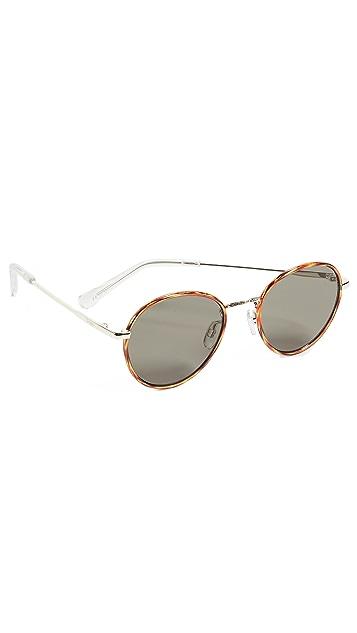 957190d943 Le Specs Zephyr Deux Sunglasses
