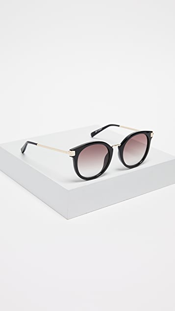 Le Specs Last Dance Sunglasses
