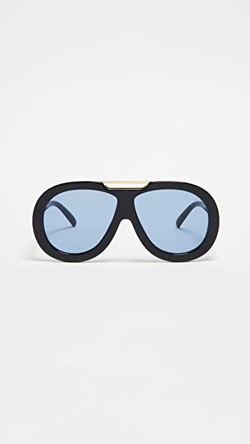 Le Specs Inferno Sunglasses