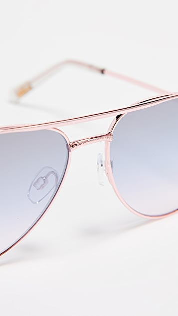Le Specs Kingdom Sunglasses