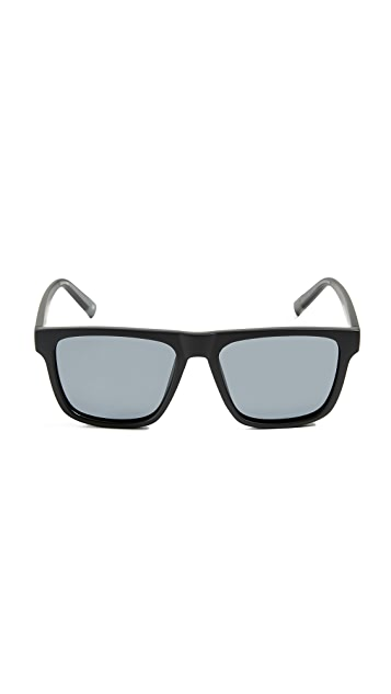 Le Specs The Boss Sunglasses