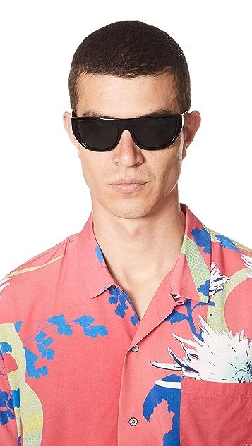 Le Specs x Double Rainbouu Night Crawl Sunglasses