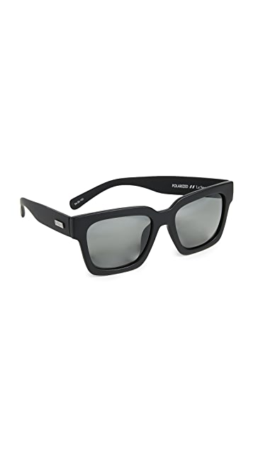 Le Specs Weekend Riot Sunglasses