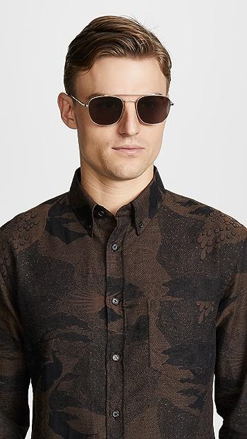 Le Specs Harlem Hustler Sunglasses