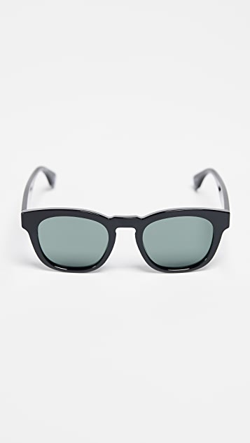 Le Specs Block Party Sunglasses