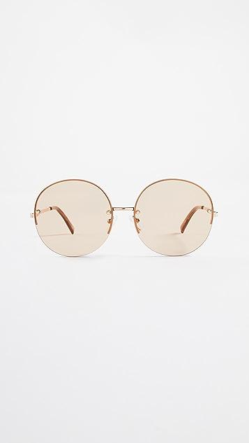 Le Specs Солнцезащитные очки Say My Name