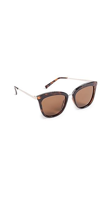 Le Specs Солнцезащитные очки Caliente