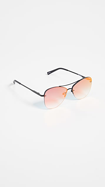 Le Specs Fortifeyed Sunglasses