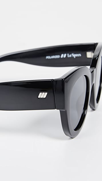 Le Specs Matriarch Sunglasses