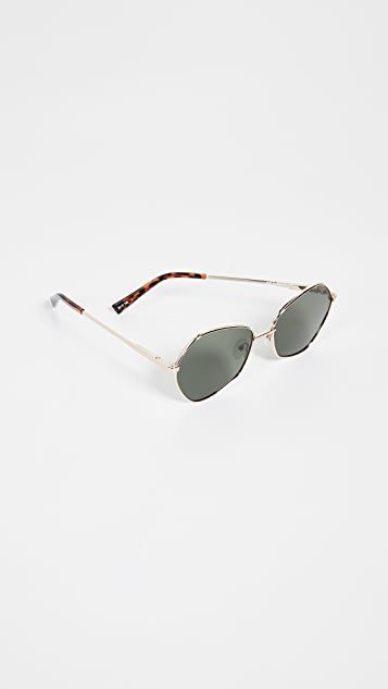 Le Specs Escadrille Sunglasses