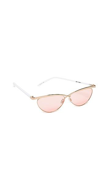 Le Specs Солнцезащитные очки Teleport Ya