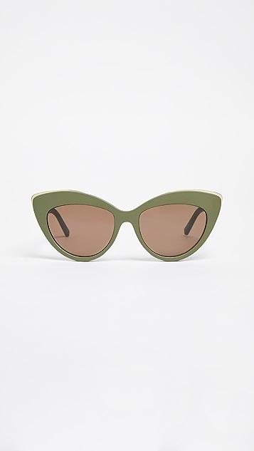 Le Specs Солнцезащитные очки Beautiful Stranger