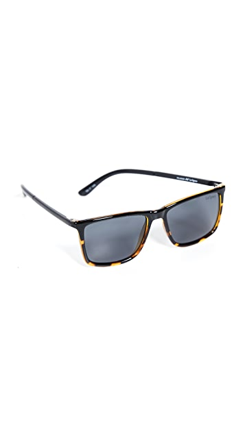 Le Specs Tweedledum Polarized Sunglasses