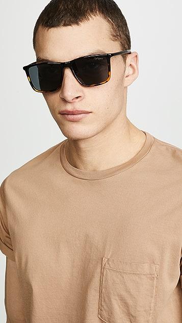 Le Specs Tweedledum Polarized Sunglasses