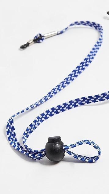 Le Specs Nylon Toggle Neck Cord