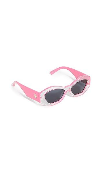 Le Specs Солнцезащитные очки Ginchiest
