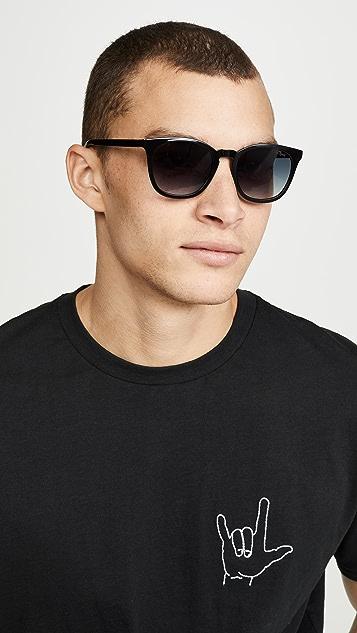 Le Specs Fine Specimen Sunglasses