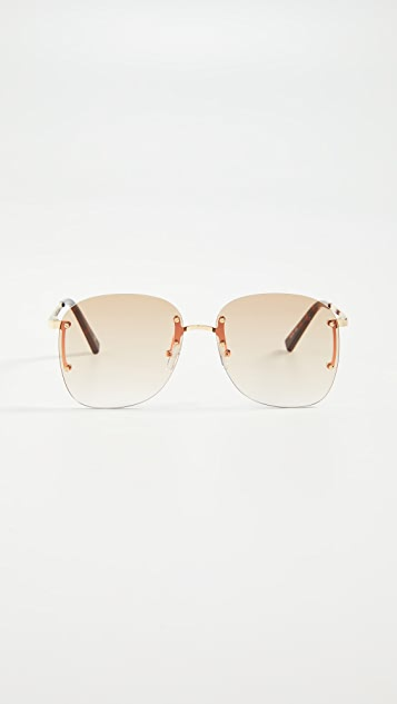 Le Specs Skyline Sunglasses