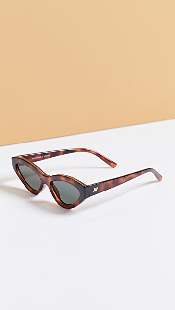 Synthcat Sunglasses by Le Specs