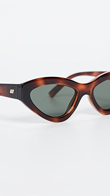 Le Specs Synthcat Sunglasses