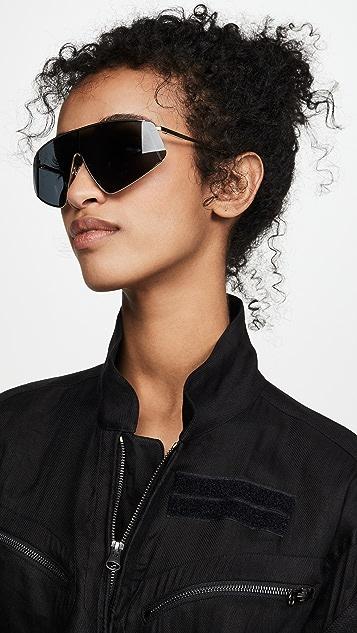 Le Specs Солнцезащитные очки Blade Stunner
