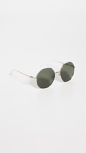 Le Specs Le Specs x Solid & Striped Psarou Sunglasses