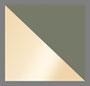 Bright Gold/Green Mono