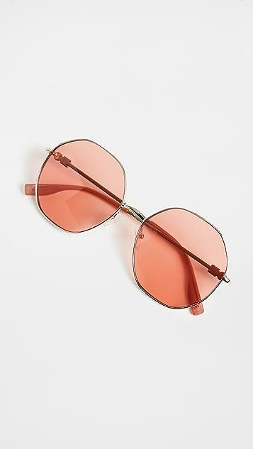 Le Specs x Solid & Striped Psarou Sunglasses