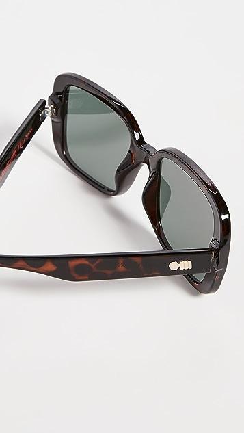 Le Specs Le Specs x Solid & Striped Saline Sunglasses