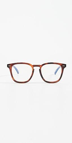 Le Specs - No Biggie 防蓝光眼镜
