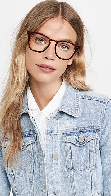 Le Specs No Biggie Blue Light Glasses