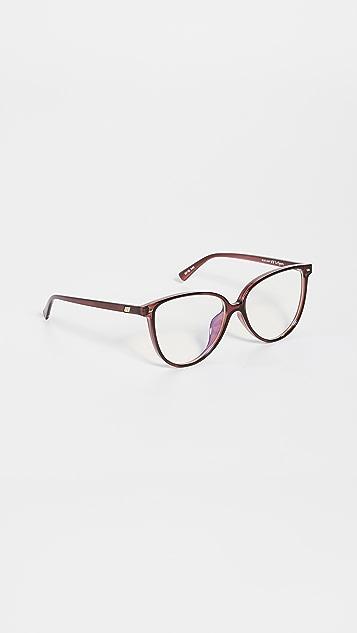 Le Specs Eternally 防蓝光眼镜