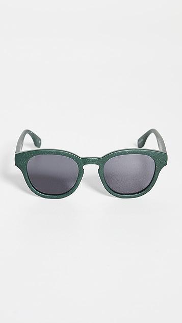 Le Specs Grass Band Sunglasses