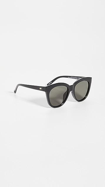 Le Specs Resumption Sunglasses