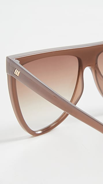 Le Specs Reclaim Sunglasses