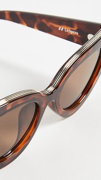 Le Specs Alt Fit Aphrodite Sunglasses