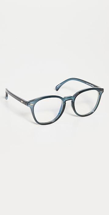 Le Specs Bandwagon Blue Light Glasses