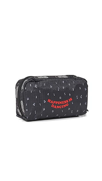 LeSportsac Peanuts x LeSportsac Rectangular Cosmetic Case