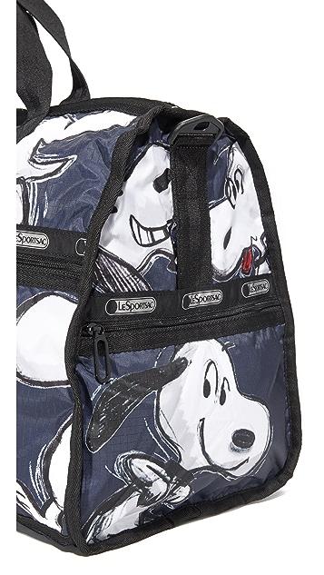 LeSportsac Peanuts x LeSportsac Large Weekender Bag