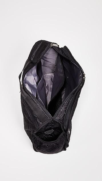 LeSportsac Rebecca Convertible Diaper Bag Backpack