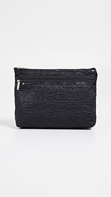 LeSportsac Taylor Large Top Zip Cosmetic Case