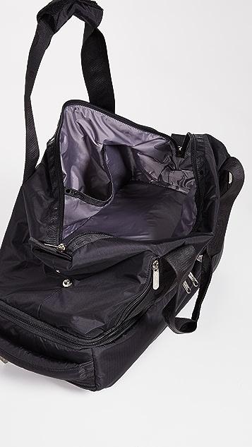 LeSportsac Dakota Medium Roller Duffel Bag