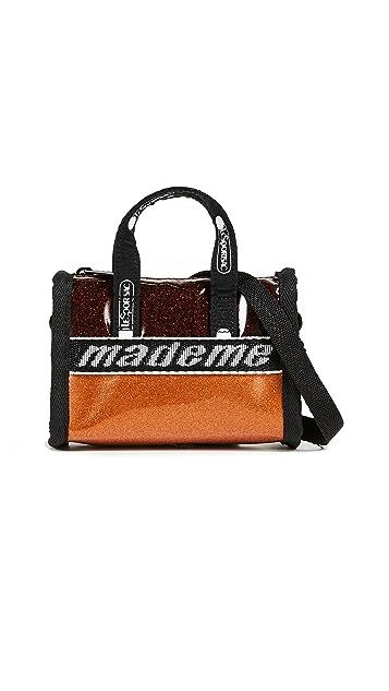 LeSportsac x MadeMe Mini Duffel Crossbody Bag