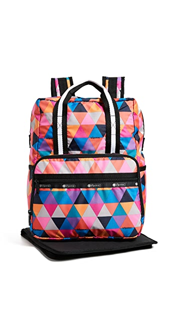 LeSportsac Madison Baby Bag Backpack