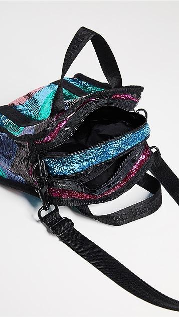 LeSportsac Маленькая объемная сумка через плечо Gabrielle
