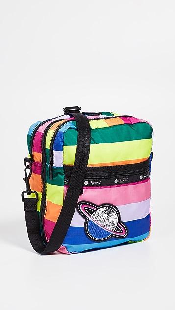 LeSportsac Collette Large Convertible Duffel Bag