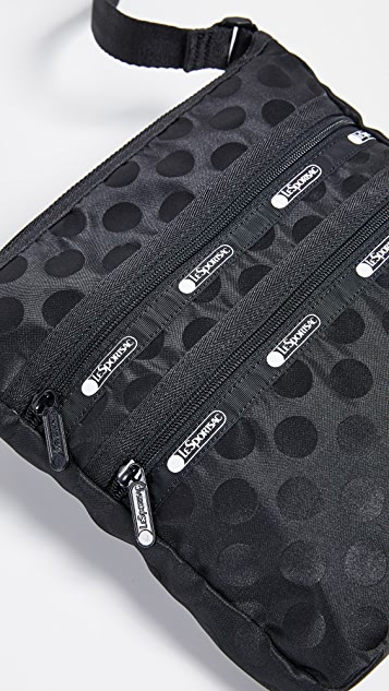 LeSportsac Candace North South 斜挎包