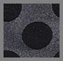 Black Polka Dot