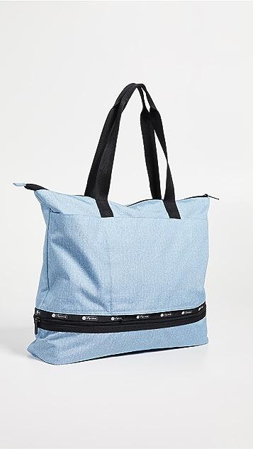 LeSportsac Объемная сумка регулируемого размера Collette с короткими ручками