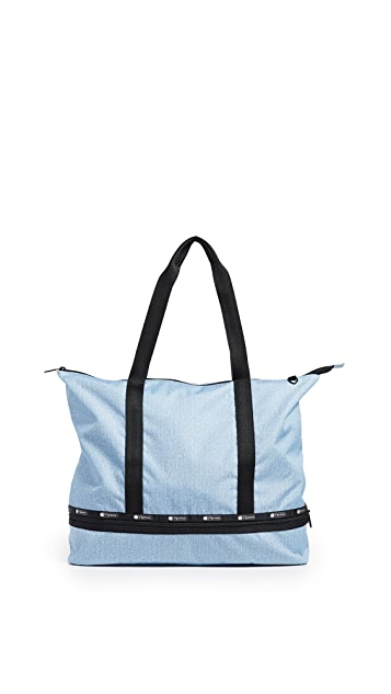 LeSportsac Collette 可扩展手提袋